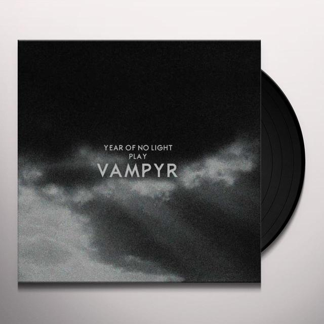 Year Of No Light VAMPYR Vinyl Record - UK Import