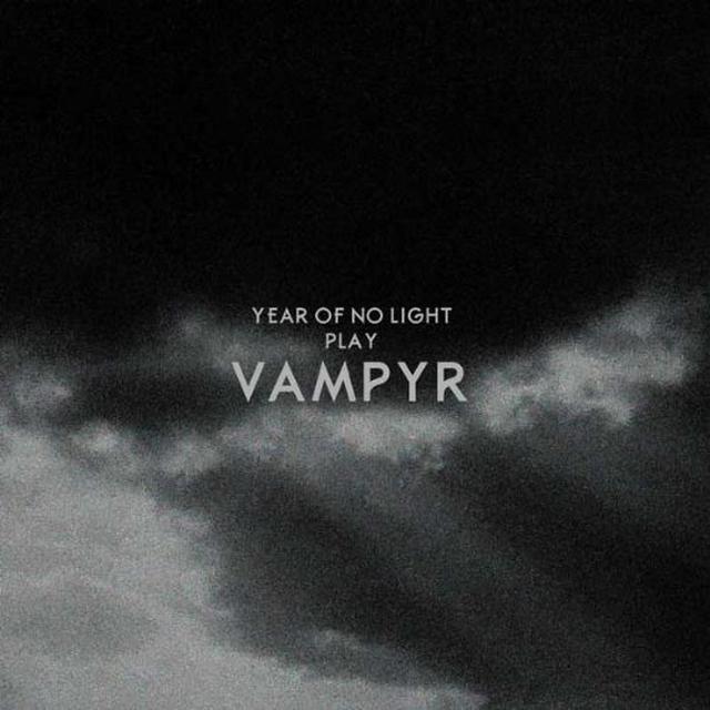 Year Of No Light VAMPYR Vinyl Record - UK Import