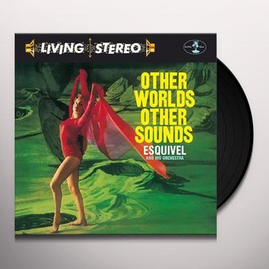 Esquivel & His Orchestra OTHER WORLDS OTHER SOUND Vinyl Record - Italy Import