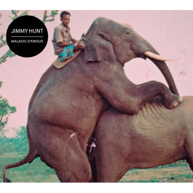 Jimmy Hunt MALADIE D'AMOUR (VINYLE) Vinyl Record