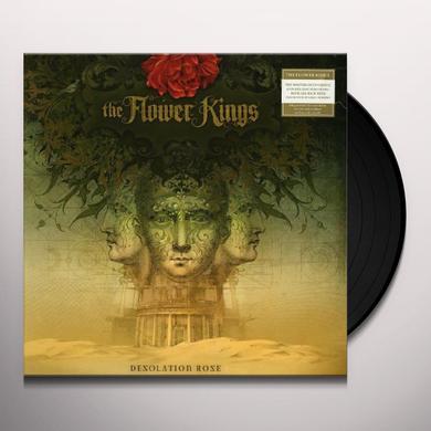 Flower Kings DESOLATION ROSE Vinyl Record - Holland Import