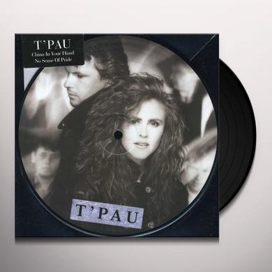 T'Pau CHINA IN YOUR HAND Vinyl Record - UK Import