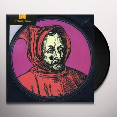 Enigma SADNESS PART 1 Vinyl Record - UK Import