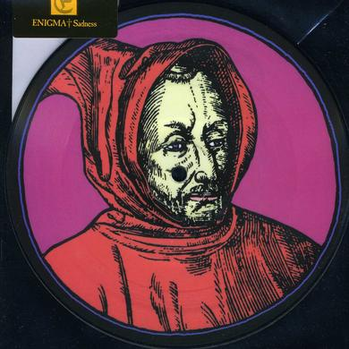 Enigma SADNESS PART 1 Vinyl Record - UK Release