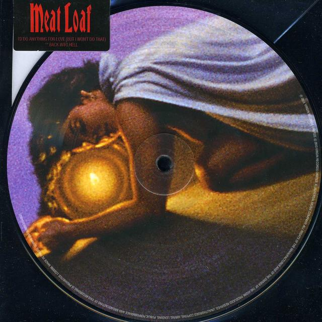 Meat Loaf I'D DO ANYTHING FOR LOVE (BUT I WON'T DO THAT) Vinyl Record