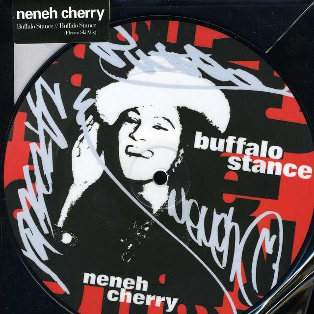 Neneh Cherry BUFFALO STANCE Vinyl Record - Canada Import