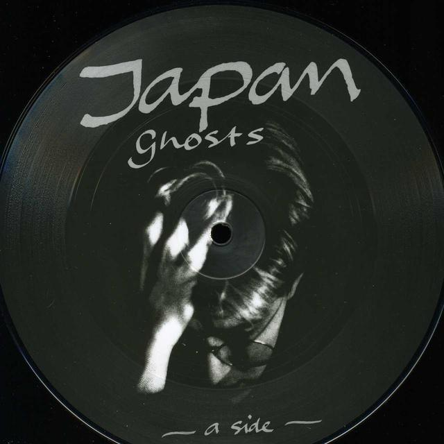 Japan GHOSTS Vinyl Record - UK Release