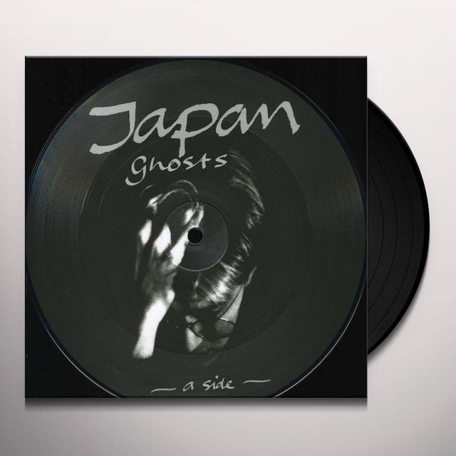 Japan GHOSTS Vinyl Record - UK Import