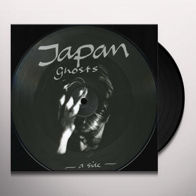 Japan GHOSTS Vinyl Record - UK Import