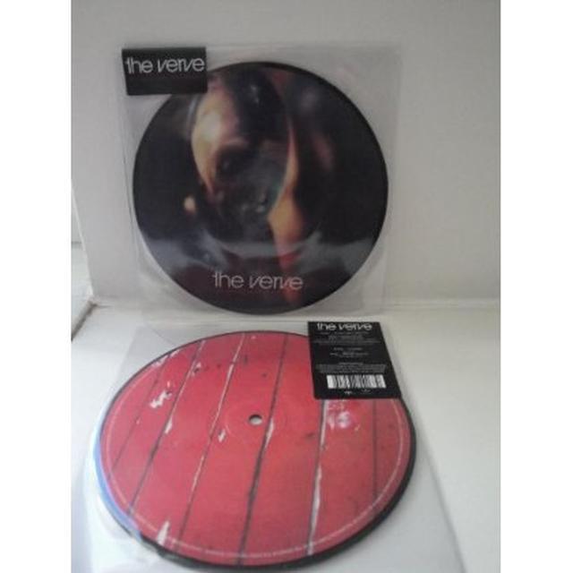 The Verve BITTER SWEET SYMPHONY Vinyl Record - UK Import
