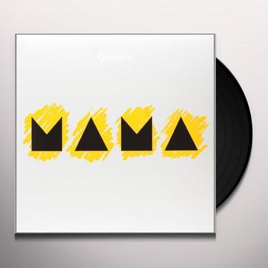 Genesis MAMA Vinyl Record - UK Release