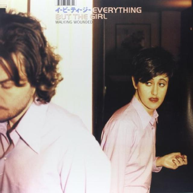 Everything But The Girl WALKING WOUNDED Vinyl Record - UK Import