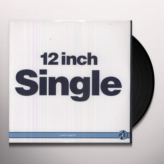 P.I.L. RISE Vinyl Record - UK Import