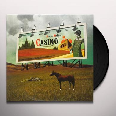 Arman Melies CASINO (FRA) Vinyl Record