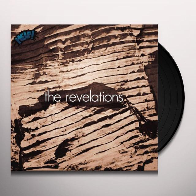 REVELATIONS (ITA) (Vinyl)