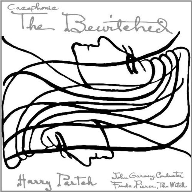 Harry Partch BEWITCHED Vinyl Record - UK Import