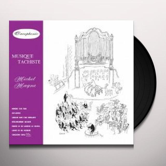 Michel Magne BEWITCHED Vinyl Record