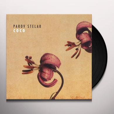 Parov Stelar COCO Vinyl Record - Australia Import