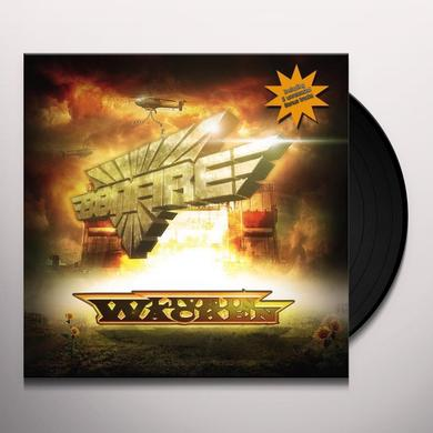 Bonfire LIVE IN WACKEN (GER) Vinyl Record