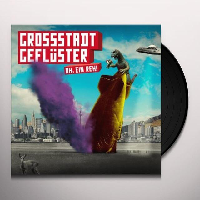 Grossstadtgefluester OH EIN REH Vinyl Record