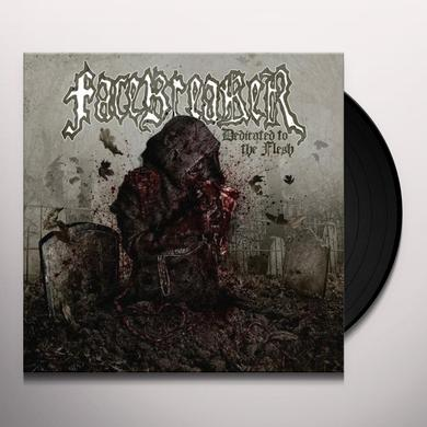 Facebreaker DEDICATED TO THE FLESH Vinyl Record