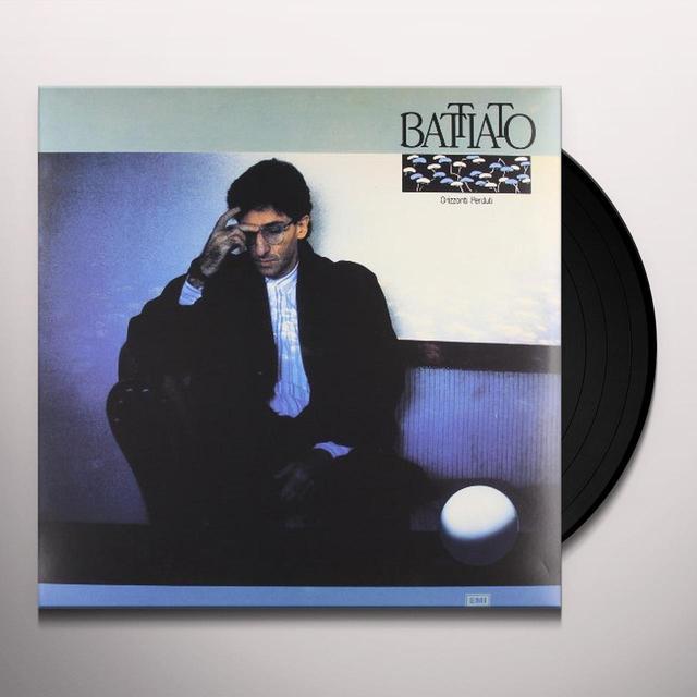 Franco Battiato ORIZZONTI PERDUTI (REMASTERED EDITION) Vinyl Record - Italy Import