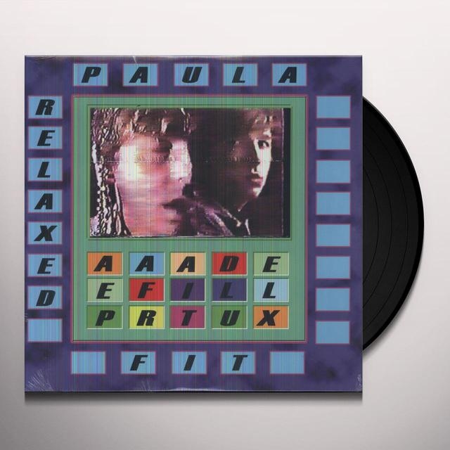 Paula RELAXED FIT Vinyl Record