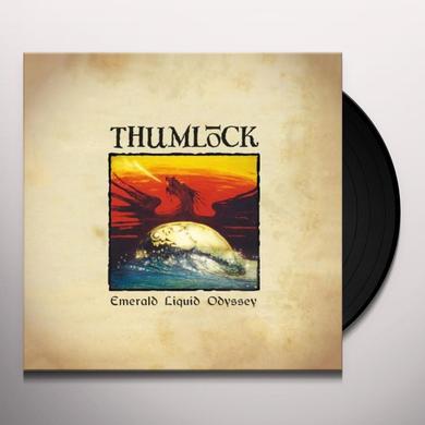 Thumlock EMERALD LIQUID ODYSSEY Vinyl Record