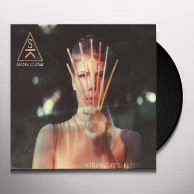 Sandra Kolstad FOREVER Vinyl Record - Holland Import