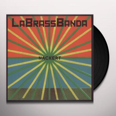 Labrassbanda NACKERT Vinyl Record