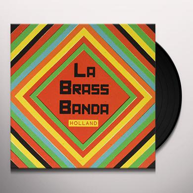 Labrassbanda HOLLAND Vinyl Record