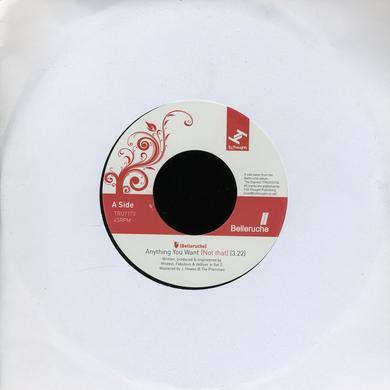 Belleruche ANYTHING YOU WANT (NOT THAT) (UK) (Vinyl)