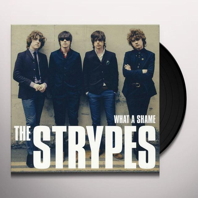 The Strypes WHAT A SHAME Vinyl Record - UK Import