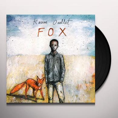 Karim Ouellet FOX (VINYLE) Vinyl Record - Canada Import