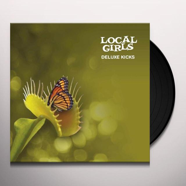 Local Girls DELUXE KICKS Vinyl Record - UK Import