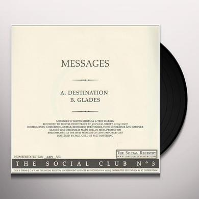 Messages DESTINATION Vinyl Record