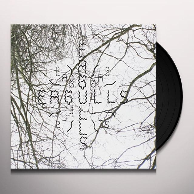 Eagulls NERVE ENDINGS Vinyl Record - UK Import