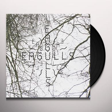 Eagulls NERVE ENDINGS Vinyl Record - UK Import