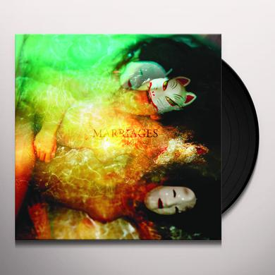 Marriages KITSUNE Vinyl Record