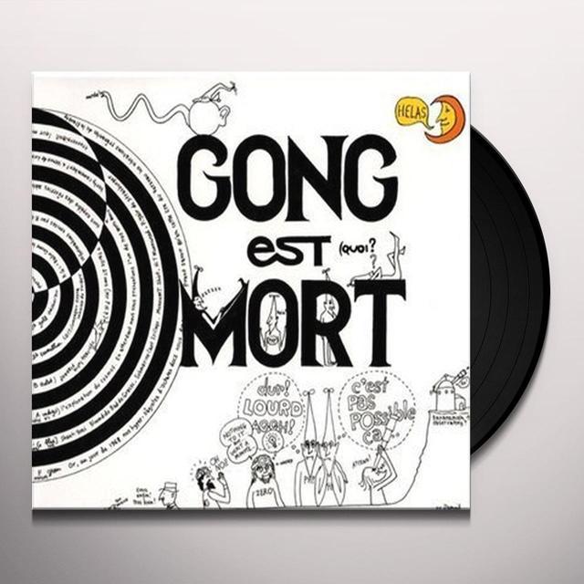 GONG EST MORT VIVE GONG (AUS) (Vinyl)