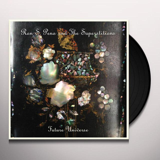 Ron S. Peno & The Superstitions FUTURE UNIVERSE Vinyl Record