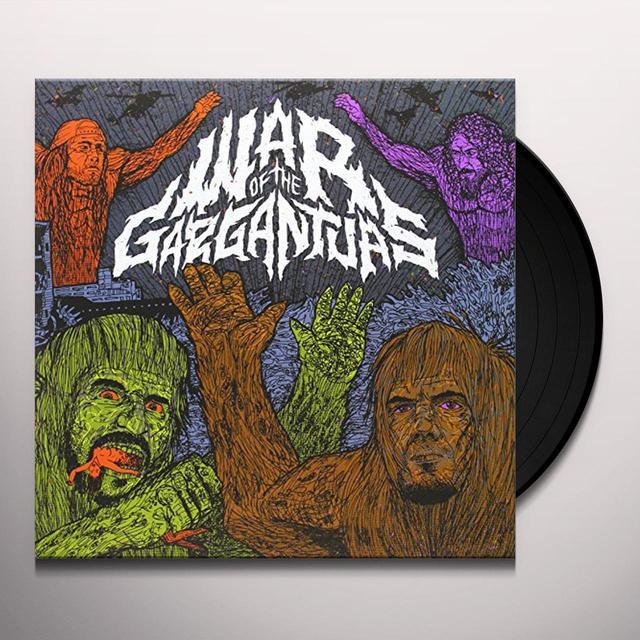 Philip Anselmo H & Warbeast WAR OF THE GARGANTUAS Vinyl Record - UK Import