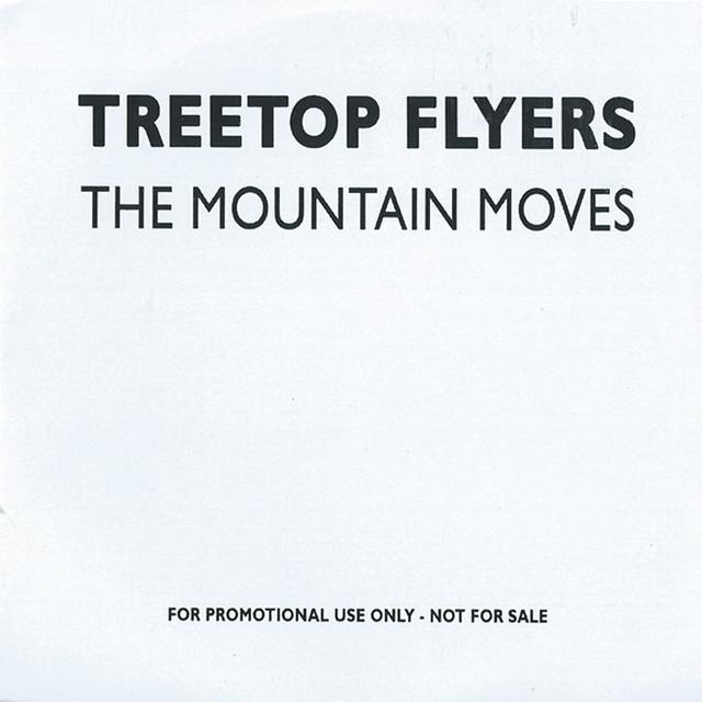 Treetop Flyers MOUNTAIN MOVES Vinyl Record - UK Import