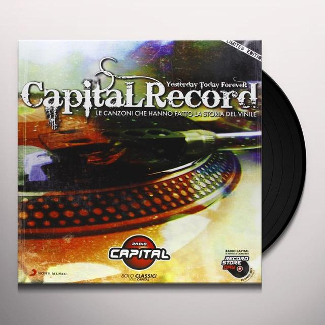 RADIO CAPITAL RECORD STORE DAY / VAR Vinyl Record