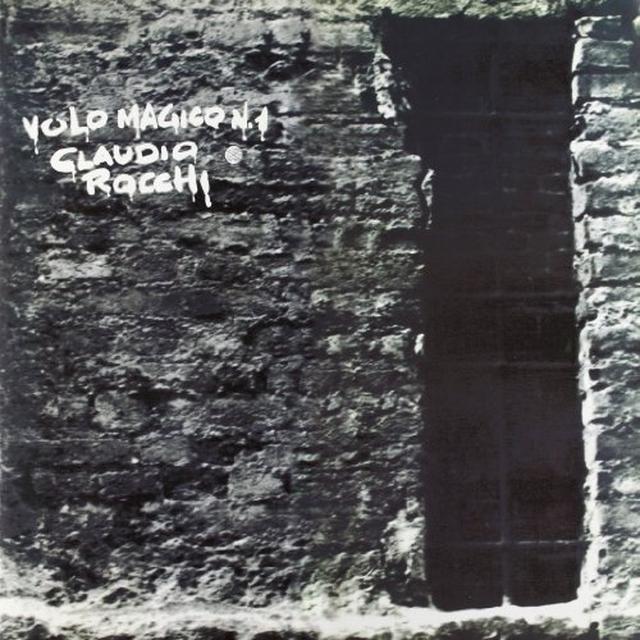 Claudio Rocchi VOLO MAGICO 1 (GER) Vinyl Record