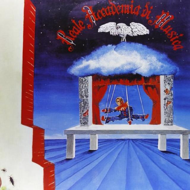REALE ACCADEMIA DI MUSICA (GER) Vinyl Record