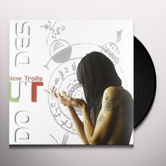 Ut New Trolls DO UT DES Vinyl Record - Italy Import