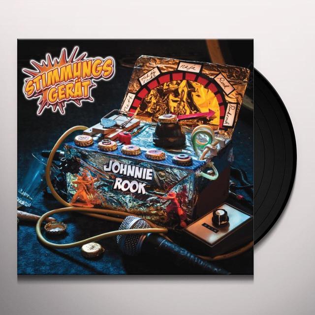 Johnnie Rook STIMMUNGSGERAET Vinyl Record