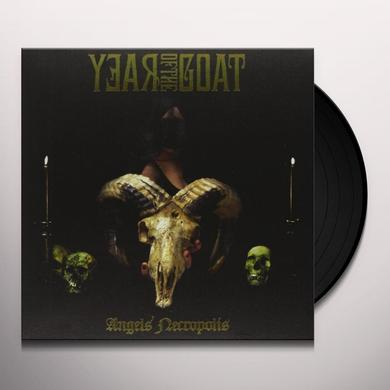 Year Of The Goat ANGEL'S NECROPOLIS (GER) Vinyl Record