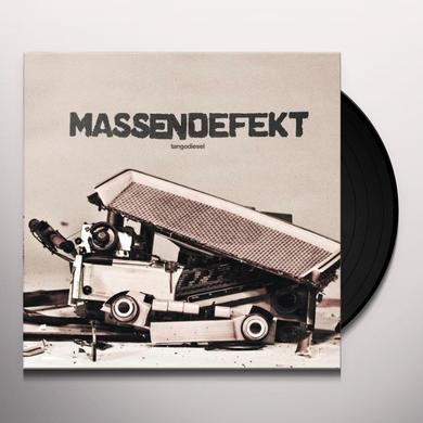 Massendefekt TANGODIESEL Vinyl Record